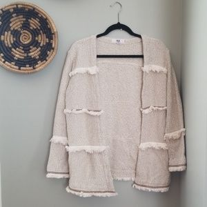 Jack BB Dakota Almost Famous Jacket Cardigan